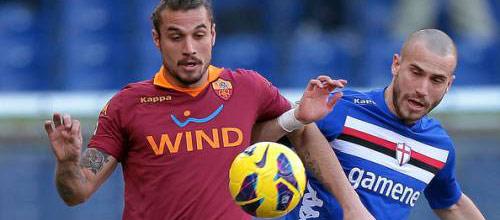 Италия, Серия А: Сампдория - Рома