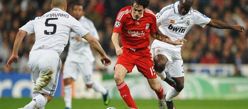 Лига Чемпионов УЕФА: Ливерпуль - Реал Мадрид