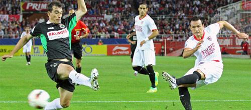 Лига Европы: Стандард - Севилья
