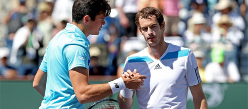 ATP, Турнир World Tour, Финал: Энди Маррей - Милош Раонич