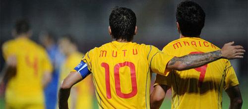 Чемпионат Европы, квалификация: Румыния - Северная Ирландия