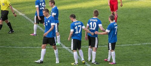 Чемпионат Европы, квалификация: Сан Марино - Эстония
