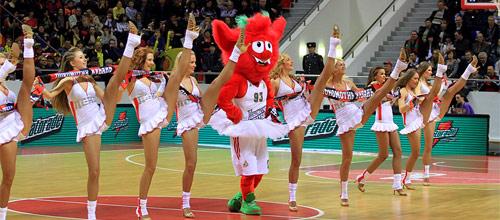 Единая лига ВТБ: Нижний Новгород - Локомотив-Кубань