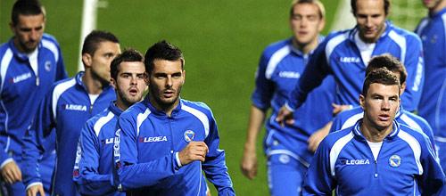 Евро-2016, квалификация: Израиль - Босния и Герцеговина