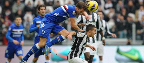 Италия, Серия А: Сампдория - Милан