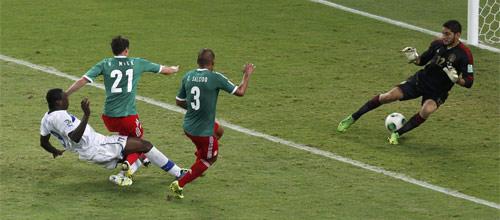 Международные товарищеские матчи: Беларусь - Мексика
