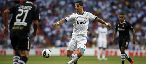 Чемпионат Испании: Альмерия - Реал Мадрид