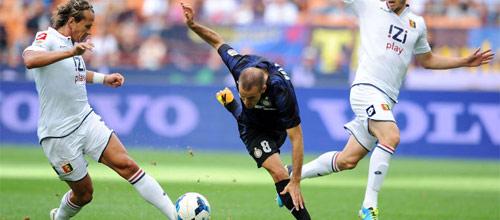 Италия, Серия А: Интер - Дженоа