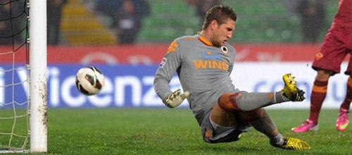 Италия, Серия А: Удинезе - Рома