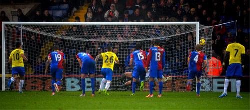 Английская Премьер-Лига: Кристал Пэлас - Ньюкасл