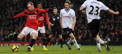 Английская Премьер-Лига: Манчестер Юнайтед - Бёрнли