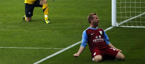 Чемпионат Англии: Астон Вилла - Сток Сити