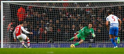 Англия, Премьер-Лига: КПР - Арсенал