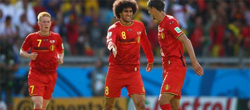 Евро-2016, квалификация: Израиль - Бельгия