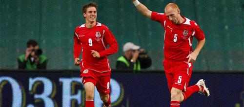 Евро 2016, квалификация: Израиль - Уэльс