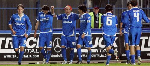 Италия, Серия А: Кальяри - Эмполи