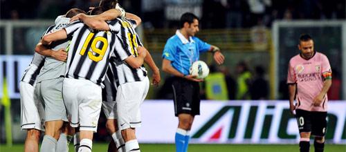 Италия, Серия А: Палермо - Ювентус