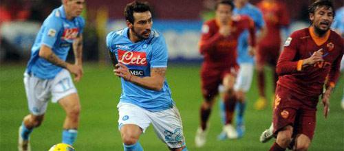 Италия, Серия А: Рома - Наполи