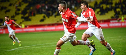 Чемпионат Франции: Монако - Сент-Этьен