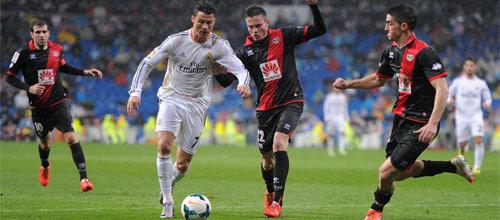 Чемпионат Испании: Райо Вальекано - Реал Мадрид