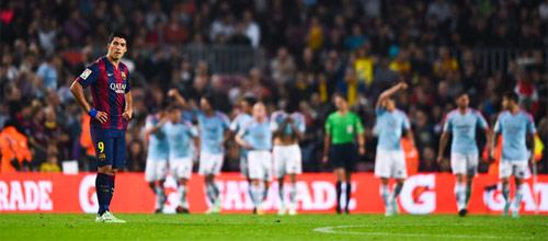 Чемпионат Испании: Сельта - Барселона
