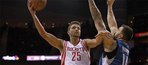Чемпионат НБА: Даллас Маверикс - Хьюстон Рокетс