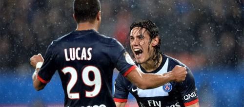 Франция, Первая лига: ПСЖ - Метц