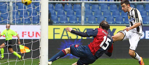 Италия, Серия А: Дженоа - Удинезе