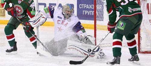 КХЛ, Финал плей-офф: СКА - Ак Барс