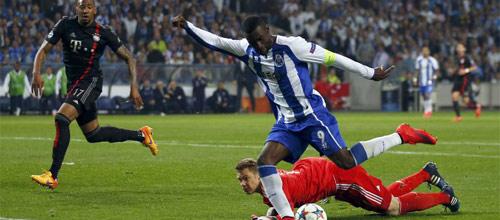 Лига Чемпионов УЕФА, 1/4 финала: Бавария - Порту