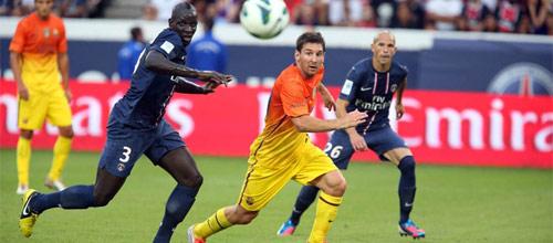 Лига Чемпионов УЕФА, 1/4 финала: ПСЖ - Барселона