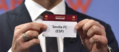 Лига Европы УЕФА: Севилья - Зенит