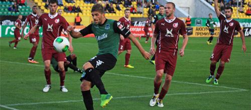 Российская Премьер-Лига: Рубин - Краснодар