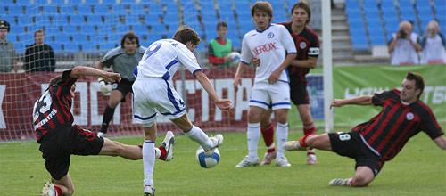 Россия, Премьер-Лига: Амкар - Динамо