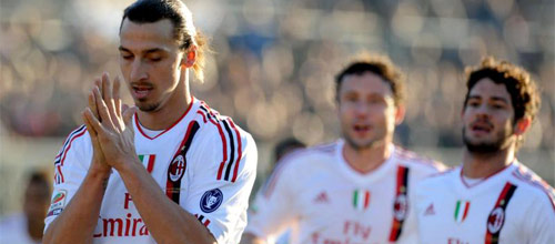 Чемпионат Италии: Аталанта - Милан
