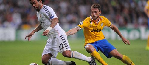 Лига Чемпионов УЕФА: Реал Мадрид - Ювентус