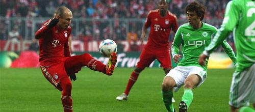 Германия, Суперкубок: Вольфсбург - Бавария