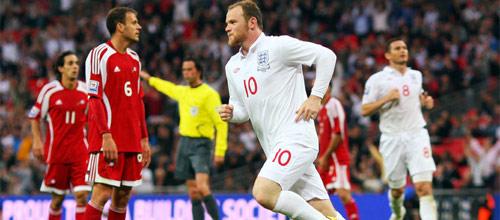 Чемпионат Европы 2016, квалификация: Англия - Швейцария