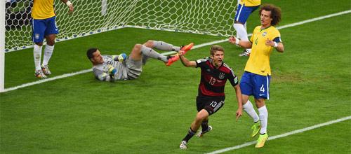 Чемпионат Европы 2016, квалификация: Германия - Польша