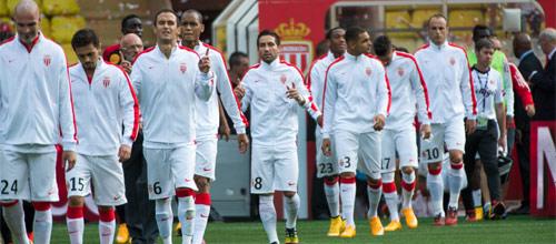 Чемпионат Франции: Аяччо - Монако