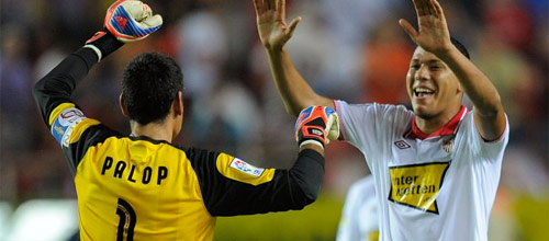 Чемпионат Испании: Леванте - Севилья
