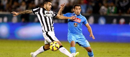 Чемпионат Италии, Серия А: Наполи - Ювентус