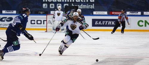 Чемпионат КХЛ: Локомотив Ярославль - Сочи