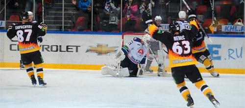 Чемпионат КХЛ: Северсталь - Торпедо