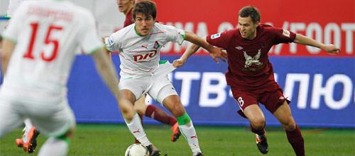 Чемпионат России: Рубин - Локомотив
