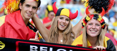 Евро 2016, квалификация: Бельгия - Босния и Герцеговина