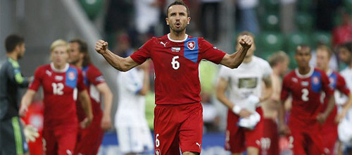 Евро 2016, квалификация: Латвия - Чехия