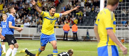 Евро 2016, квалификация: Швеция - Австрия