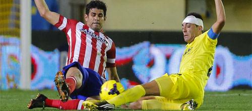 Испания, Примера: Вильярреал - Атлетико Мадрид