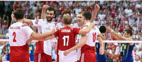 Кубок Мира, мужчины: Польша - Италия
